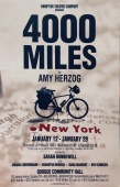 4000 Miles Poster