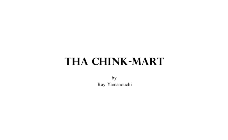 tha chink mart