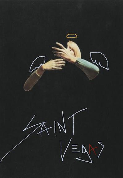 saint vegas poster